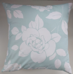 "Cushion Cover Made in Cath Kidston Mono Rose Blue 14"" 16"" 18"" 20"""